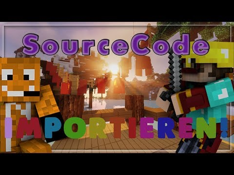 SourceCode In Eclipse Importieren! | Tutorial #2