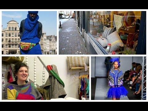 INTERVIEW#17 - Julie MENUGE : Créatrice de métissage textile