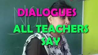 Teacher day jokes