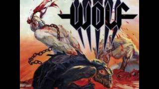 Wolf - Hiding In Shadow