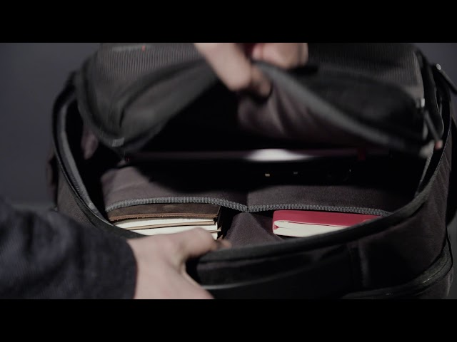 """ThinkPad Professional 15.6"""" Backpack Product Tour"""