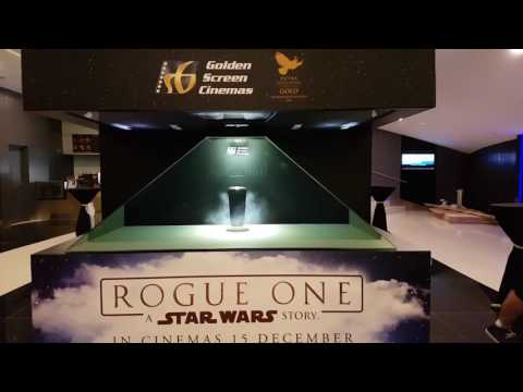 Hologram - Star Wars Rogue One