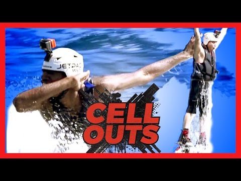 REAL LIFE JET PACKS (Cell Outs)