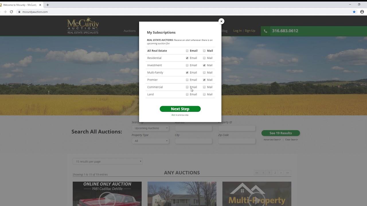 Farm Auctions Near Me