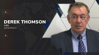 Investor Stream chats with: Anteotech CEO Derek Thomson (May 25, 2021)