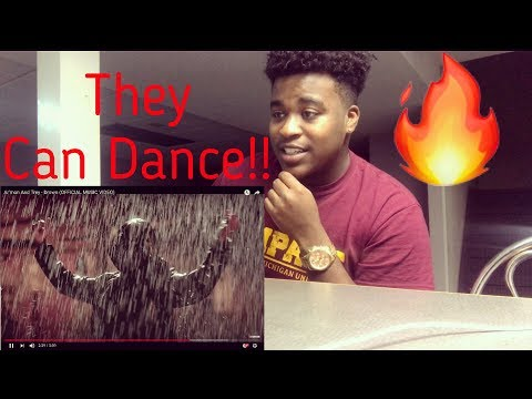 Armon and Trey - Drown Official Music Video (reaction)
