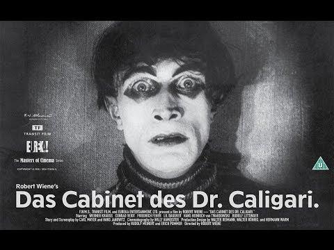 DAS CABINET DES DR. CALIGARI (Masters of Cinema) 2014 Theatrical Teaser Trailer