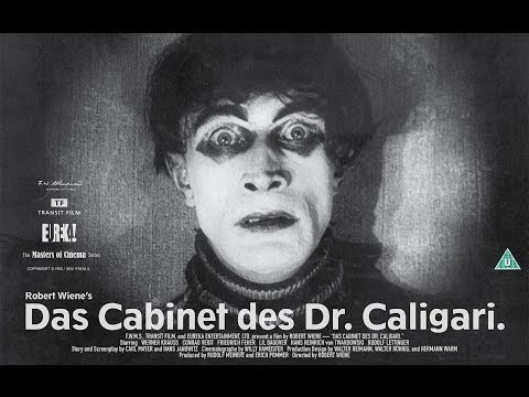 DAS CABINET DES DR. CALIGARI (Masters of Cinema) 2014 Theatrical Teaser Trailer