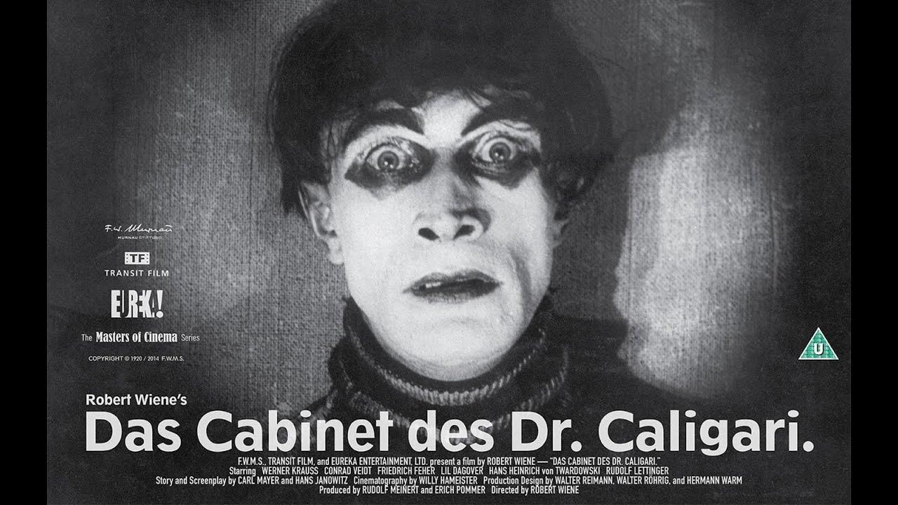 DAS CABINET DES DR. CALIGARI (Masters of Cinema) 2014 Theatrical ...