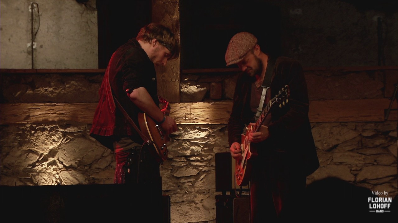 Henrik Freischlader feat. Florian Lohoff (Florian Lohoff Band) - The Sky is Crying - Blues for Gary
