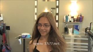 Free TA77.net Video - Jitse - Part 1: She Shaves All Her Hair Off