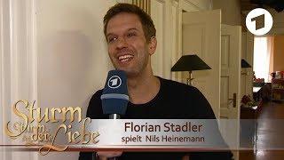 Abschied von Florian Stadler als Nils Heinemann | Sturm der Liebe