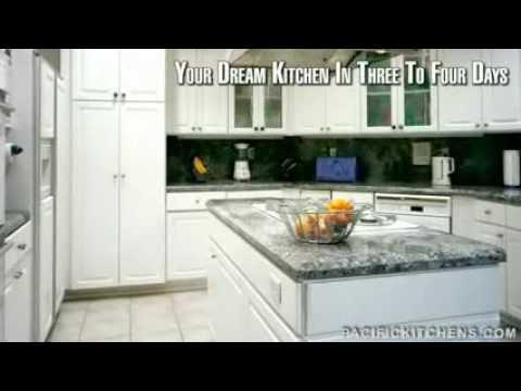 Pacific Kitchens, San Diego, CA - Kitchen Cabinet Refacing, Kitchen ...