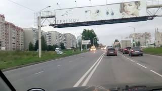 Кострома ул. Магистральная 21.07.2018