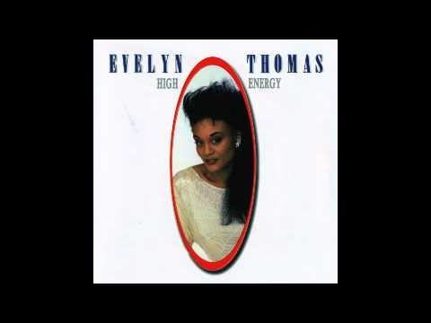 Evelyn Thomas  Only Once In A Lifetime