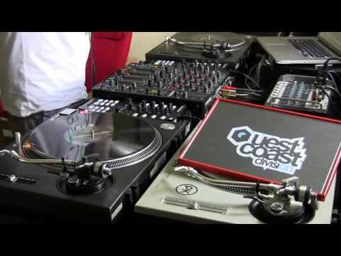 B.Strax Ouest Coast Division ( session Techno part 1 )