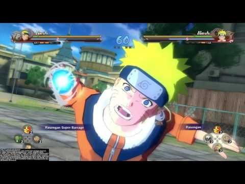 Little kid rages because I beat him too many times (Naruto)