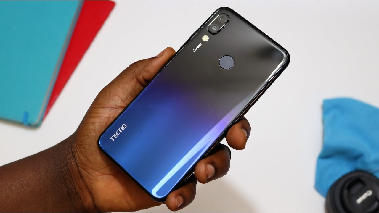Tecno Camon 11 Pro Unboxing and First impressions - YouTube