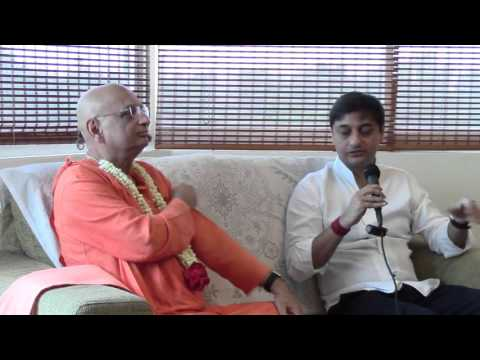 Demystifying the Indian Spiritual Tradition - Sanjeev Sanyal with HH Bhakti Charu Swami