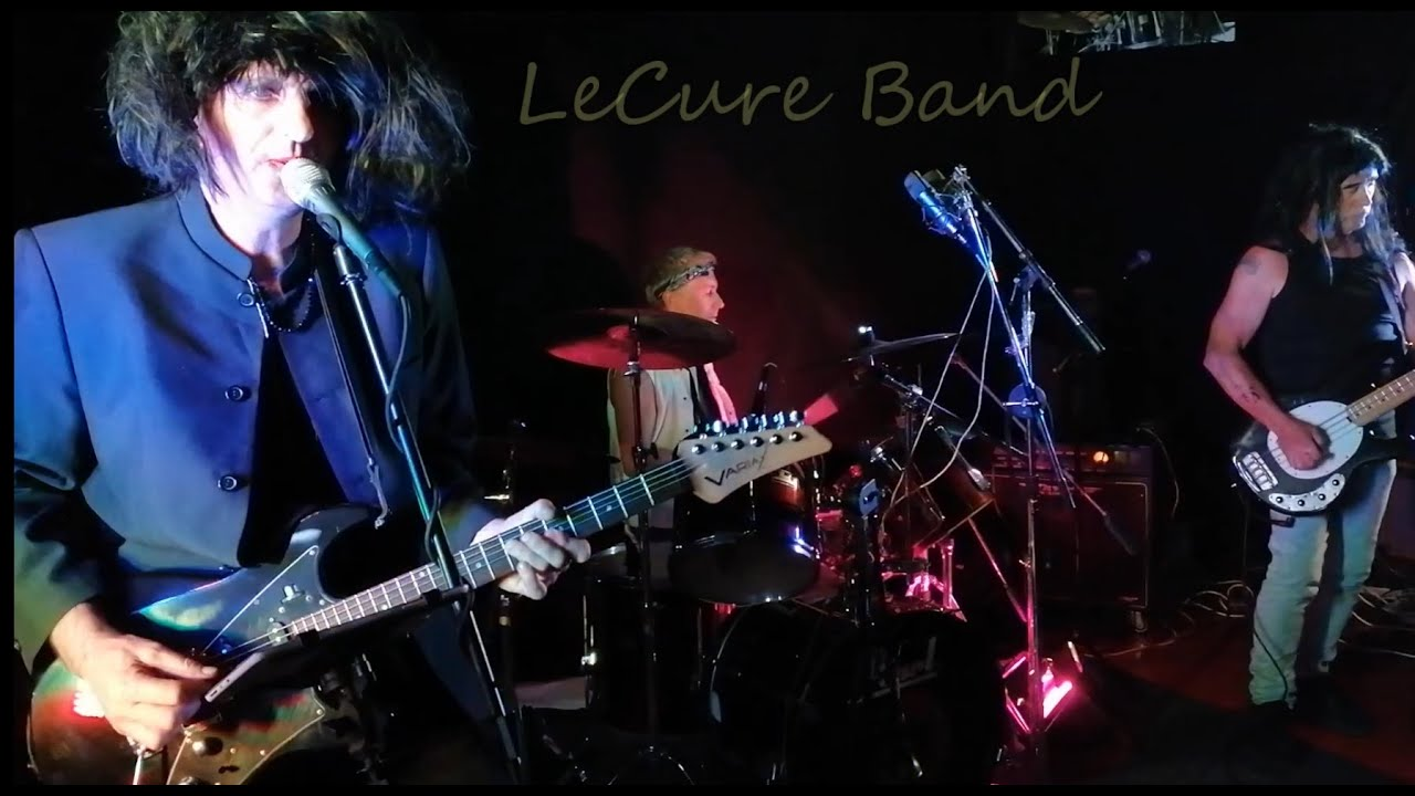 LeCure Lovesong Live