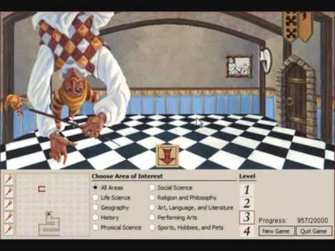 "Microsoft Encarta's ""MindMaze"", Full Version [All Original Loops]"