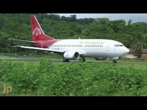 Nossy Be Stopover - Air Madagascar