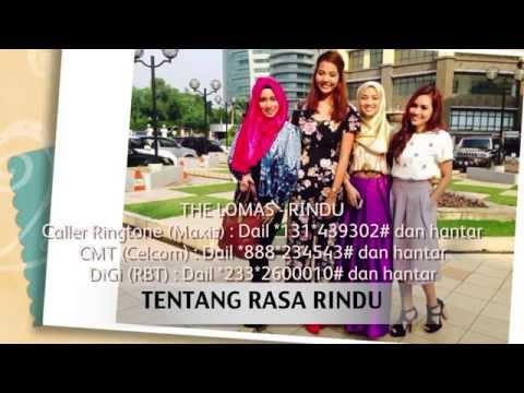 The Lomas - Rindu Lirik Video