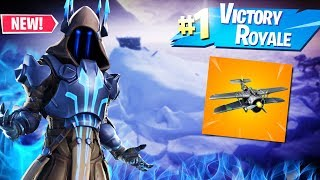 Season 7 Is CRAZY! Getting My First Solo Win! (Fortnite Battle Royale)