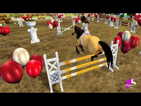 New Limited Edition Horses + Race Training !  Star Stable Online Horse Game Video