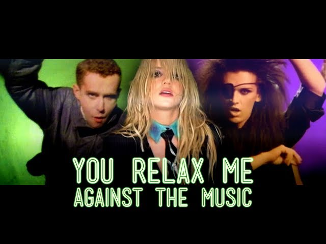 You Relax Me Against The Music · Dead or Alive, Britney, Frankie Goes To Hollywood + MORE (#MOTT6)