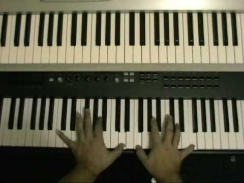 How to play Carry on wayward son (Kansas) on keyb. Pt. 2