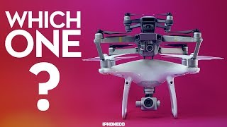 DJI Spark, Mavic Pro/Platinum or Phantom 4 Pro/Advanced? [4K]