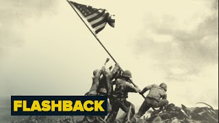 Raising The Flag At Iwo Jima: Story Behind The Photo | Flashback | NBC News