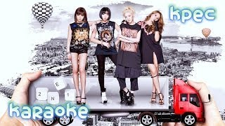 2NE1 - Falling in Love - English Version [karaoke]