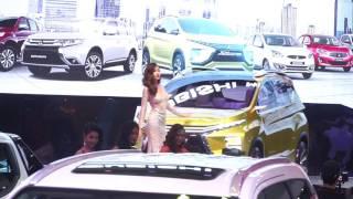 Khai mạc triển lãm Ô tô Việt Nam 2017; nhiều xe nhỏ giá rẻ
