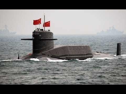 Video: China Strategic Nuclear Submarines to Patrol The Pacific