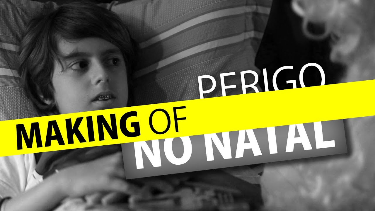 PERIGO NO NATAL (Making of)