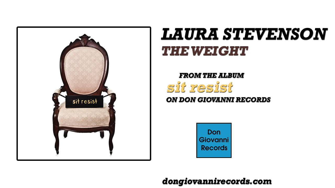 laura-stevenson-the-weight-official-audio-don-giovanni-records