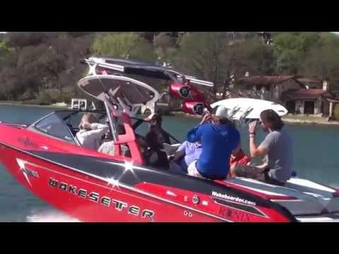 iHeart Radio Boating with Jake Owen
