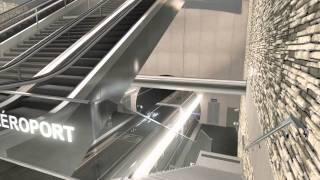 Tramway : le futur tracé de la ligne 2