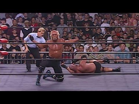 Goldberg vs. Hollywood Hogan - WCW Championship Match: Nitro, July 6, 1998