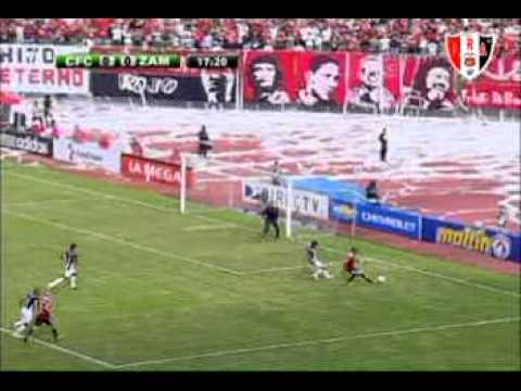 Torneo Clausura 2011: Caracas F.C. vs Zamora F.C.