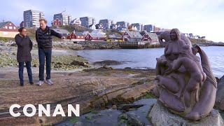 A Sneak Peek Of #ConanGreenland – Premiering 9/3 On TBS - CONAN on TBS