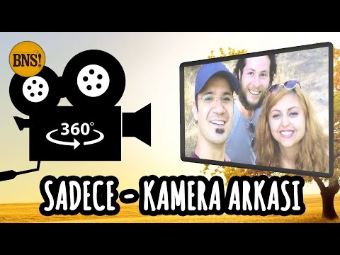 Sadece - Kalben (Kamera Arkası) 360° - Bak Ne Söylicem!