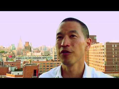 Michael Tchao of Nike at PICNIC NYC Salon