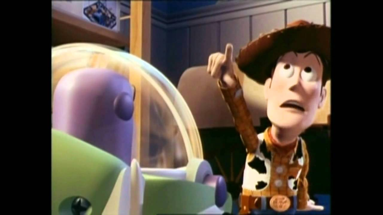 Toy Story Trailer (EU Portuguese)