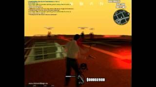 GTA SA - C Hud 5 [Download] ((Selfmade)) [HD|720p]