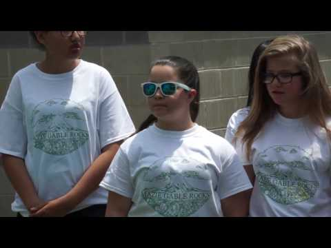 Mazie Gable Elementary School #1 in the Nation | Scotties Tissues' Trees Rock Competition