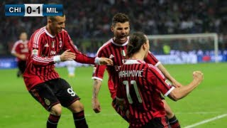 CHIEVO - MILAN 0-1 - SERIE A TIM - PAGELLE - HIGHLIGHTS and GOALS (link)