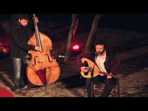 Cretan Music Dialogue | Giorgis Xylouris (Psarogiorgis) & Giannis Polychronakis | TEDxAnogeia
